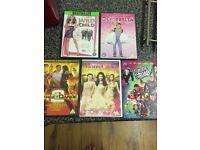 Various DVDs, All still in packaging