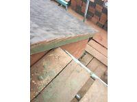 Roofing work undertaken