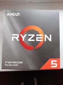 Ryzen 5 3600 4.2ghz cpu original box