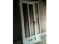 PVC DOOR, SIDE LIGHT & FRAME