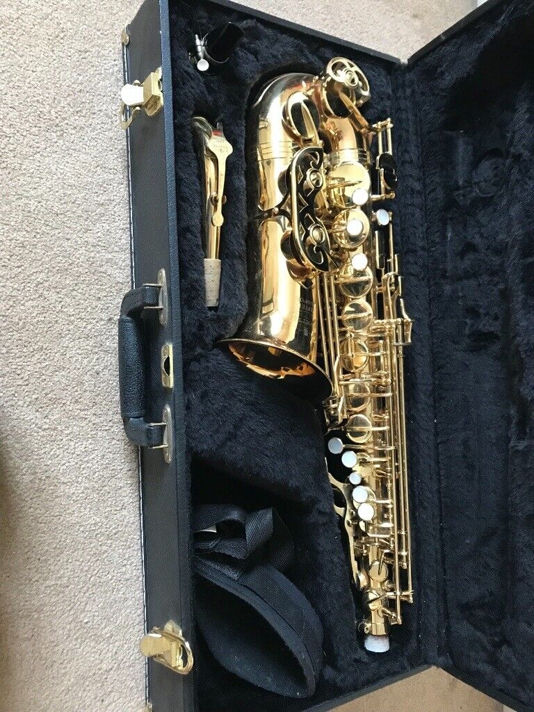 Strange Buffet Crampon Evette Saxophone Alto Including Hard Case Neck Strap And Cleaner In Alton Hampshire Gumtree Download Free Architecture Designs Scobabritishbridgeorg