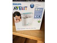 Steam steriliser- Avent