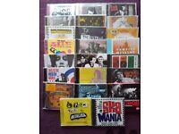 Punk, Ska & Heavy/Rock CD's