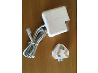 16.5V3.65A 60W UK Plug Charger Adapter For Apple Macbook Pro 13