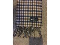Aquascutum scarf