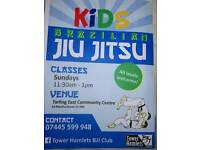 Bjj classes in Shadwell