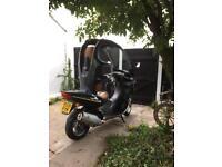 BMW c1. Executive motorbike 125