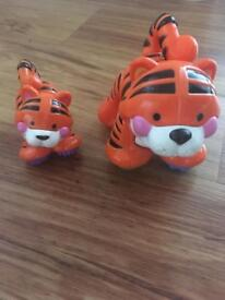 Fisher Price Tiger and cub