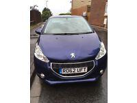2012 Peugeot 208 Active car for sale