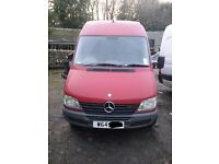Mercedes Benz LWB Sprinter 313cdi SOLD SOLD