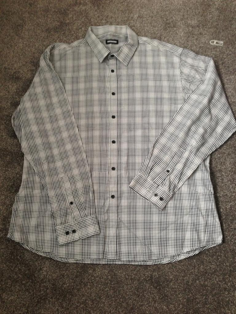 Mans Shirt. Collar size 18
