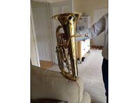 Rosetti euphonium. excellent condition, rarely used.