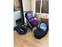 Mamas & Papas Complete Sola Travel System