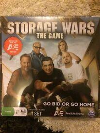 Storage wars board game. New