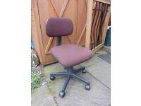 Basic pc chair.