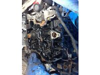 Ford transit 2.4 mk7 engine, had a bottom end knock and rockers used on another £150 kilmarnock