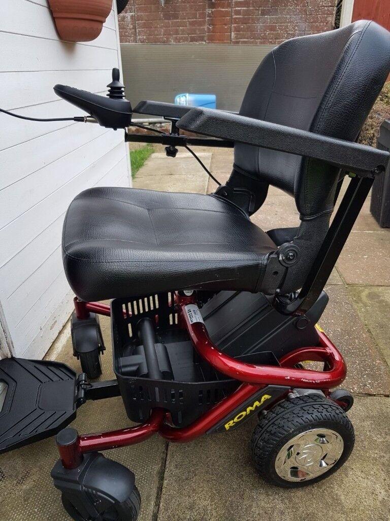 roma reno powerchair