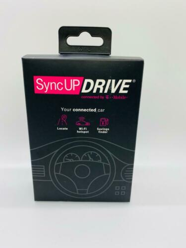 T-Mobile Sync UP DRIVE 2 4G LTE WIFI OBD-II Car & Mobile Hotspot (SD7000T) BLACK
