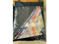 Brand new storm proof jacket and over trousers set size XXL