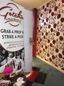 Gotcha Photobooths, Hire for all occasions