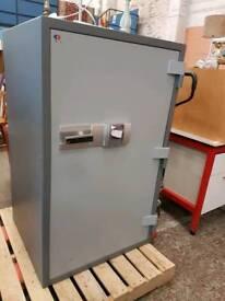 Large lockable digital safe