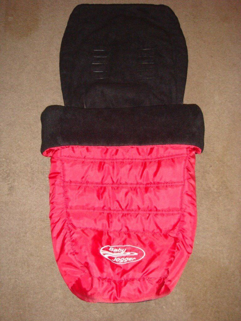 Can Post Vgc Baby Jogger Footmuff Cosytoes Liner Fits City