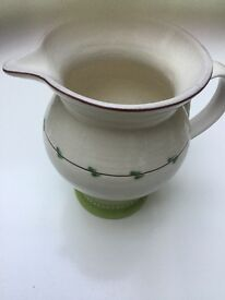 Swedish Made Nittsjo Jug Design 7.3inch x 6inch Retail Price £ 48.80 Collection only please.