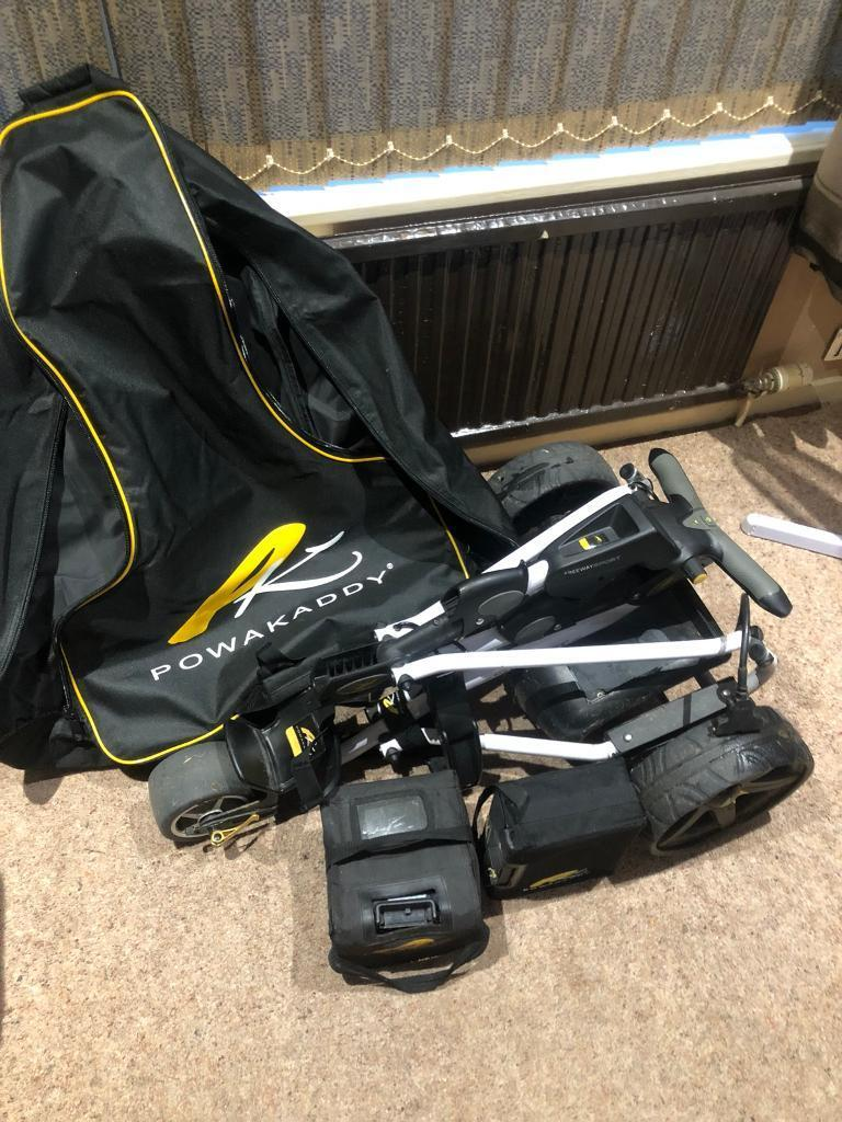 Powakaddy freeway sport elec trolley | in Aberdeen | Gumtree