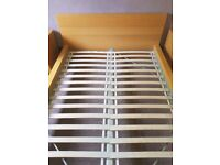 Ikea Double Bed Frame (70cm x 200cm)