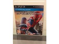 PS3 THE AMAZING SPIDER-MAN COMPLETE