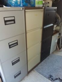 Filing cabinet - good condition £25