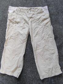 Size 10 Stone Maternity Shorts