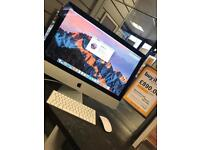 "Apple iMac 21.5"" 2017 i5 8GB 1TB"