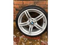 "BMW Z4 326M 19"" alloy wheels"