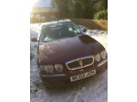 Rover 45 only 61k miles !!!! Reduced Price