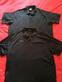 Men's 2xl xxl polo shirts tshirt a Nike etc