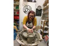 Home Thrown Studio Ceramic Workshop