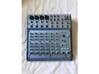 Alesis multimix 8 USB mixing desk sound audio