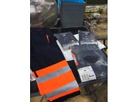 Dickies hi viz workwear