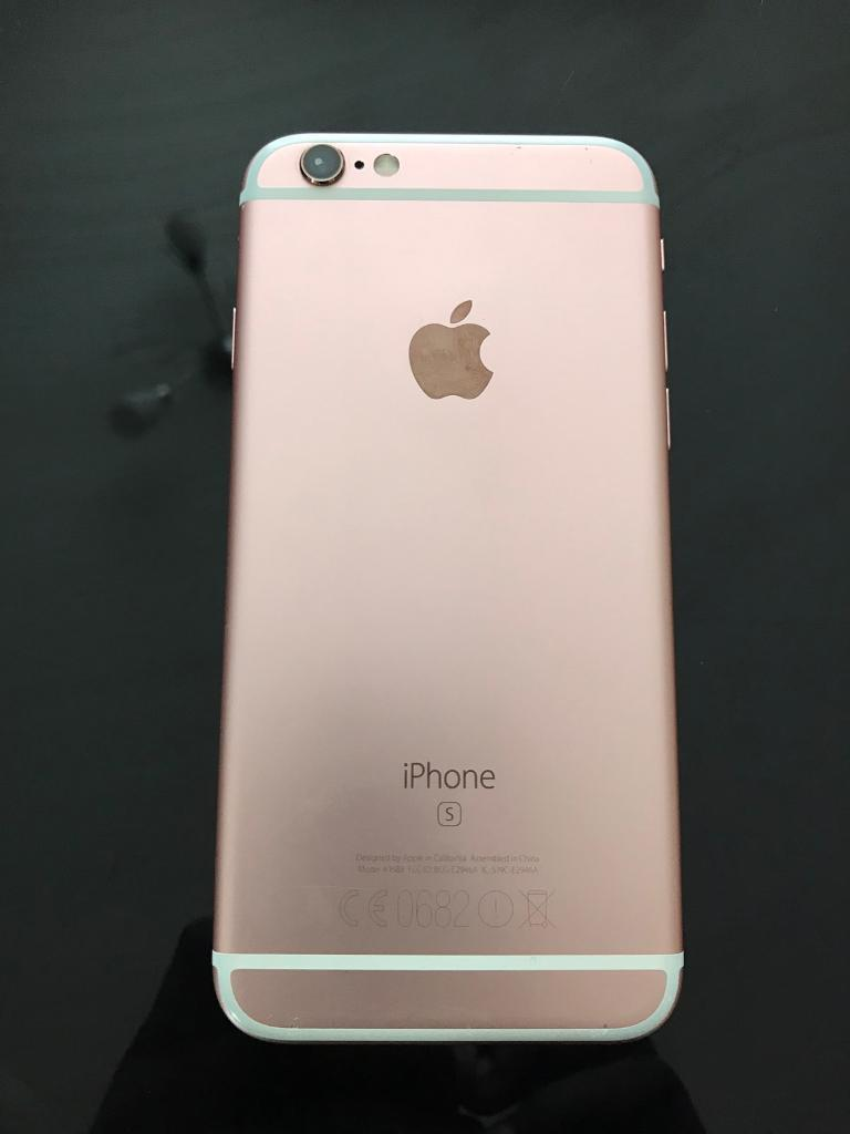 used iphone 6s 16gb rose gold unlocked in south east london london gumtree. Black Bedroom Furniture Sets. Home Design Ideas