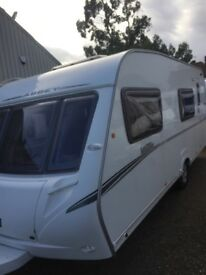 Abbey gts vogue 540 2008 6 berth