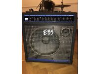 """Ebs Gorm ET350 Bass combo 15"""""""