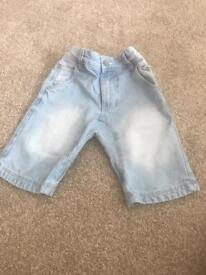 Boys next shorts age 5