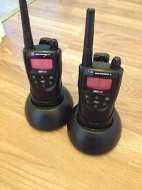 Motorola XTN 466 two way radio walkie talkie