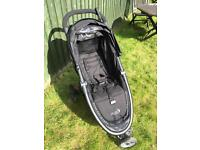 City lite pushchair by Baby jogger