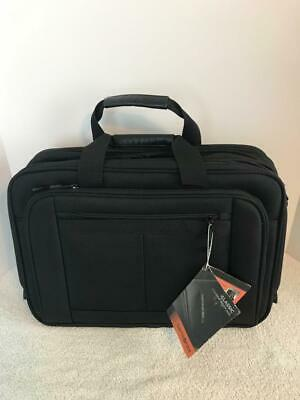 Samsonite Classic Business 3 Gusset Briefcase(43270-1041)