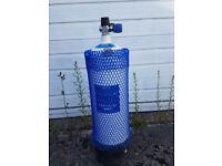 12Ltr Metal Diving Air Cylinder