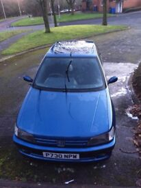 Phase1 Peugeot 306xsi 2ltr open to swaps cash ur way for a diesel/turbo