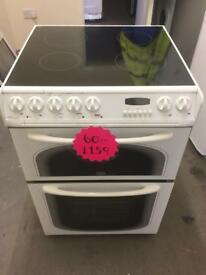 ✅Hotpoint creda 60cm Electric Cooker can deliver
