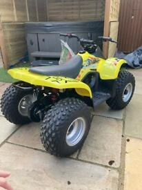 Suzuki LTA50 Quad Bike